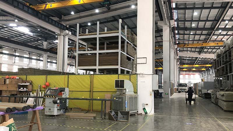 Kaiqi raw material warehouse