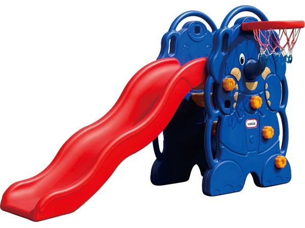 Oulike plastiekglysspeelgoed vir kleuters oulike olifantvorm wat geskik is vir tuis speel