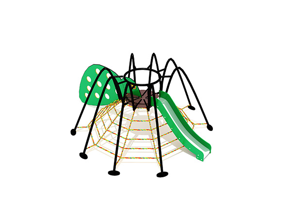 Children's popular commercial outdoor playground structure outdoor play system KQ31086C