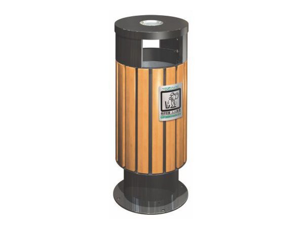 Hot sale outdoor dust bin for park and street