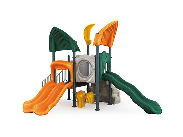Speeltoerusting gemaak van materiaal van voedselgraad, veilig vir kinders om in die restaurant te speel