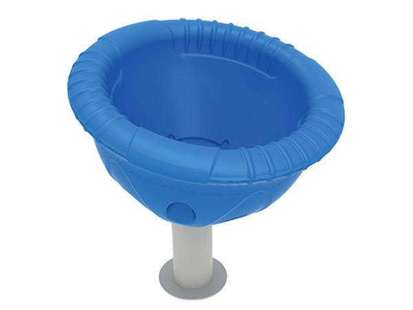 LLDPE Plastic Merry go round kids outdoor playground equipment children's amusement playground