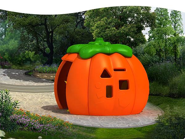 Pumpkin play house