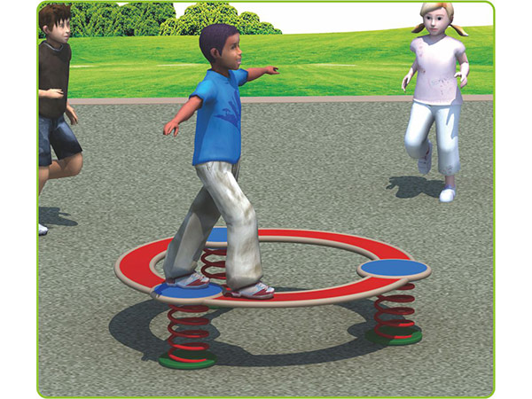Balance beam for outdoor playground made in china