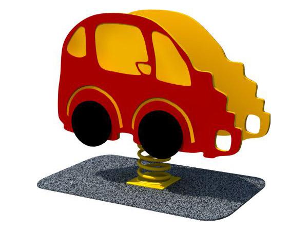Speelgoed vir kinders wat vir die kleuterskool skommel